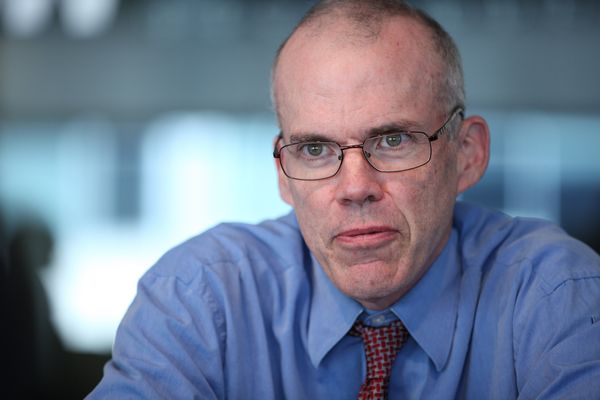 "Bill McKibben has been called ""<a href=""http://content.time.com/time/magazine/article/0,9171,1982309,00.html"">the world's bes"