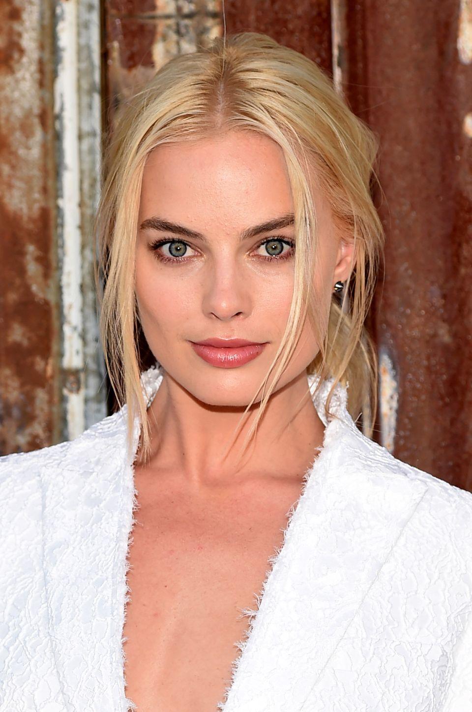 Berühmte blonde Filmstars Mädchen auf