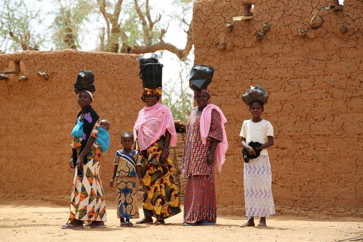 According to the United Nations Population Fund, two-thirds of adolescent girls in Niger are married before they turn 18 and