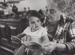 Striking Photos Serve As Powerful Reminder To Value Grandparents