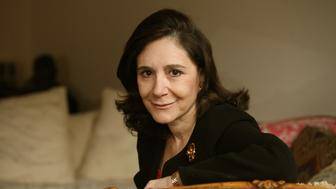BOSTON - NOVEMBER 13: Sherry Turkle, of the MIT Media Lab, has edited three books that explore how technology 'intrudes on our lives.'  (Photo by Pat Greenhouse/The Boston Globe via Getty Images)