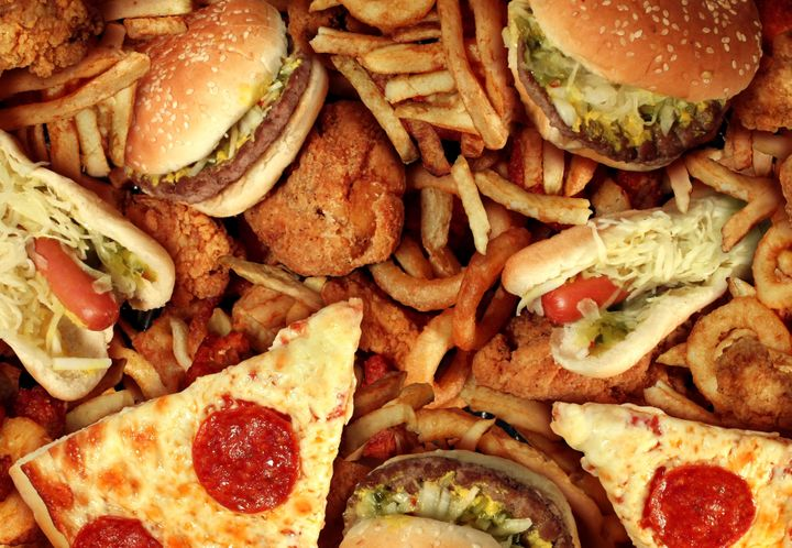 Americans eat too much, according to the CDC.