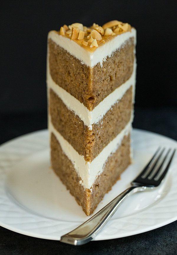 "<strong>Get the <a href=""http://www.browneyedbaker.com/salted-caramel-apple-cake/"" target=""_blank"">Salted Caramel Apple Cake"