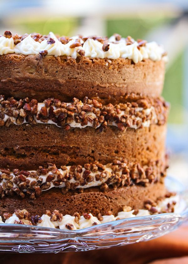 """<strong>Get the <a href=""""http://www.aspicyperspective.com/2011/10/pumpkin-spice-cake-with-maple-frosting.html"""" target=""""_blank"""