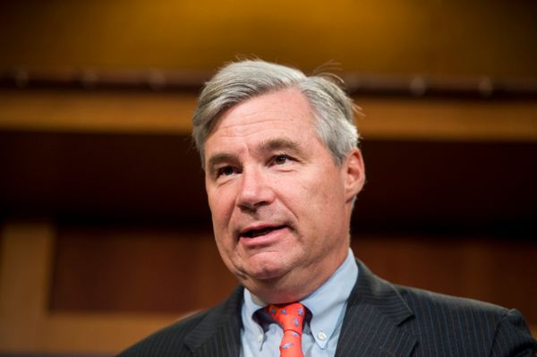 Sheldon Whitehouse, a Democratic senator from Rhode Island, is so steadfast in his commitment to climate policy that he gives