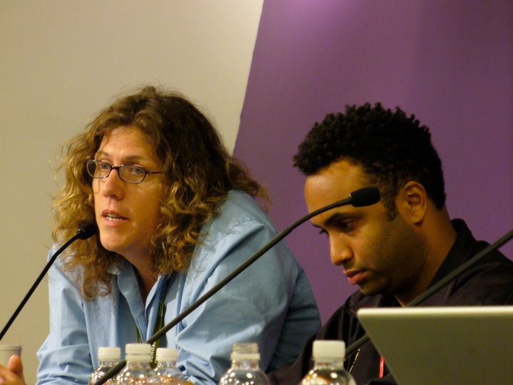 Susan Stryker is the director of the University of Arizona's Institute of LGBT Studies. She is also working to build the