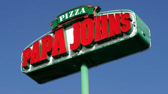 Papa John's in 1505 E. Evans Ave, Denver. A bankruptcy filing by a Papa John's Pizza franchisee on Tuesday has stalled paychecks for employees although the 84 stores in Colorado and Minnesota continue to operate. Hyoung Chang / The Denver Post  (Photo By Hyoung Chang/The Denver Post via Getty Images)
