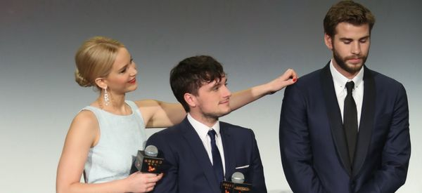 Let's Celebrate Four Magical Years Of 'Hunger Games' Friendship