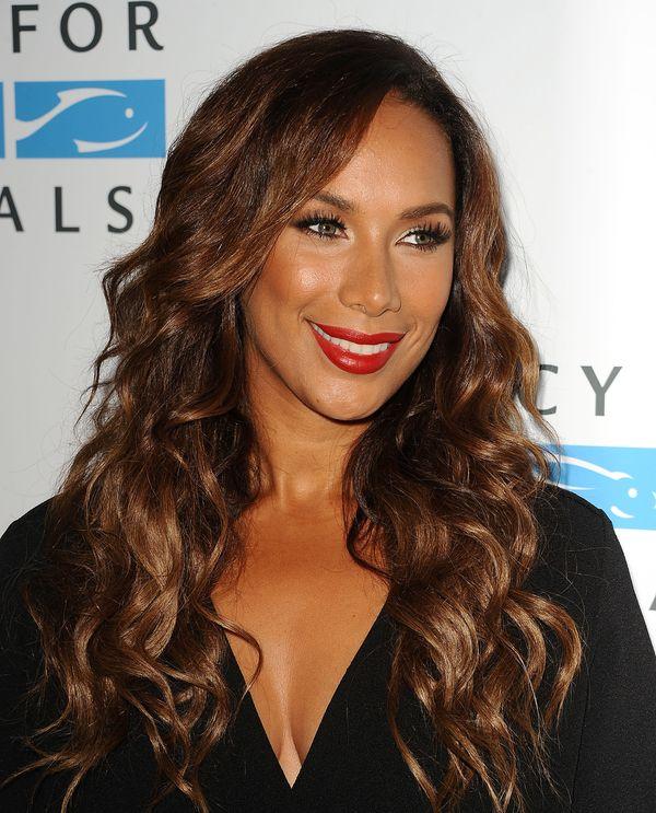 "Singer Leona Lewis was named <a href=""http://features.peta.org/sexiest-Vegetarian-Celebrities-2011/PastWinners.aspx"" target="""