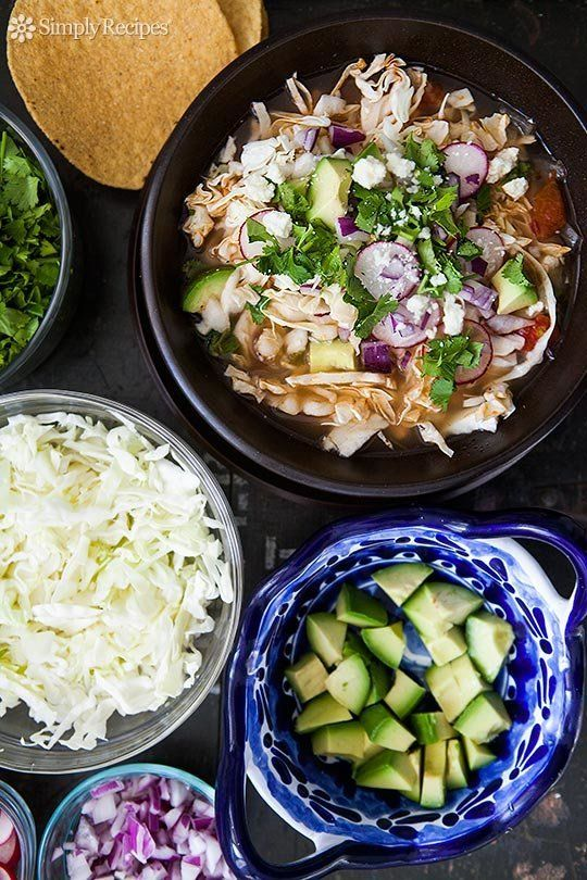 Spicy Turkey Soup With Yogurt, Chickpeas, And Mint Recipes ...