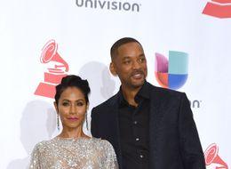 Latin Grammys Red Carpet Shines With Jada Pinkett Smith, Zoe Saldana