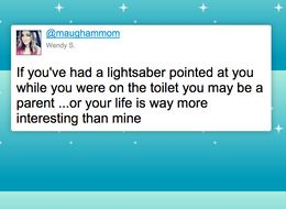 The Funniest Tweets From Parents <BR>This Week