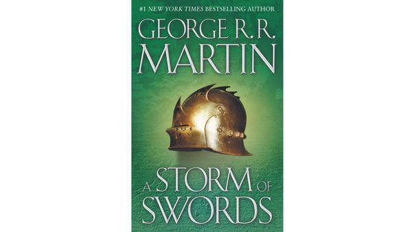 By George R.R. Martin<br>1008 pages; Bantam<br><br><strong>The Premise:</strong> Shocker follows shocker in this third instal