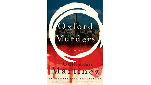 By Guillermo Martinez<br>208 pages; Penguin Books<br><br><strong>The Premise:</strong> In this brainy thriller by an Argentin