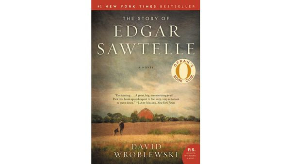 By David Wroblewsk<br>i576 pages<br><br><strong>The Premise:</strong> In this epic drama, Edgar Sawtelle is a mute dog breede