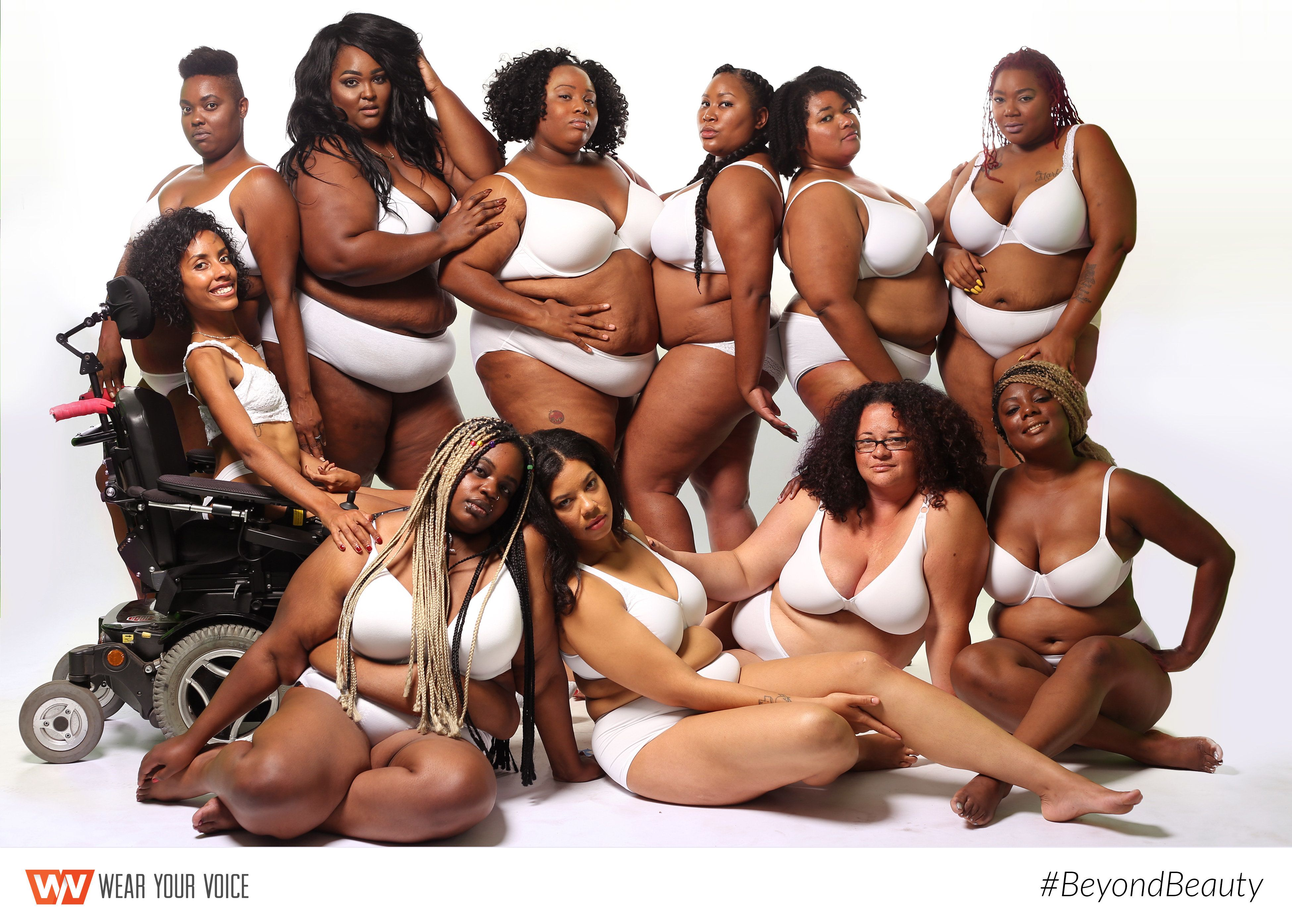 Bbw black women gallery
