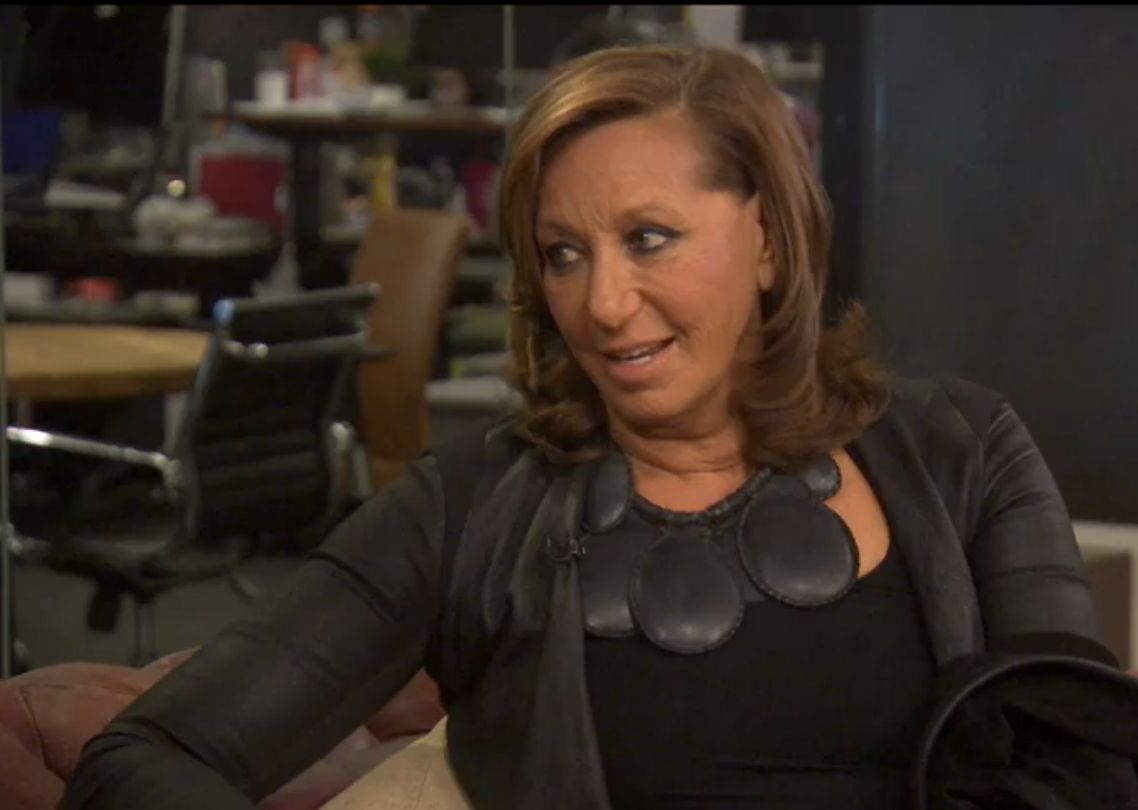 Donna Karan speaks with HuffPost Live.