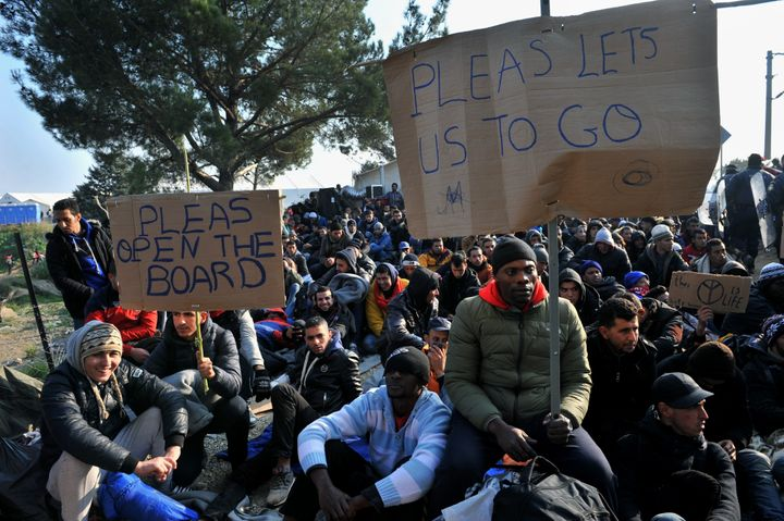 The Paris attacks have raised fears of a backlash against refugees.