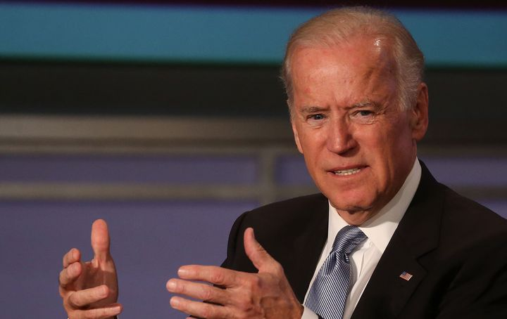 Vice President Joe Biden said on Saturday that blocking refugees from entering the United States would only serve the goals o