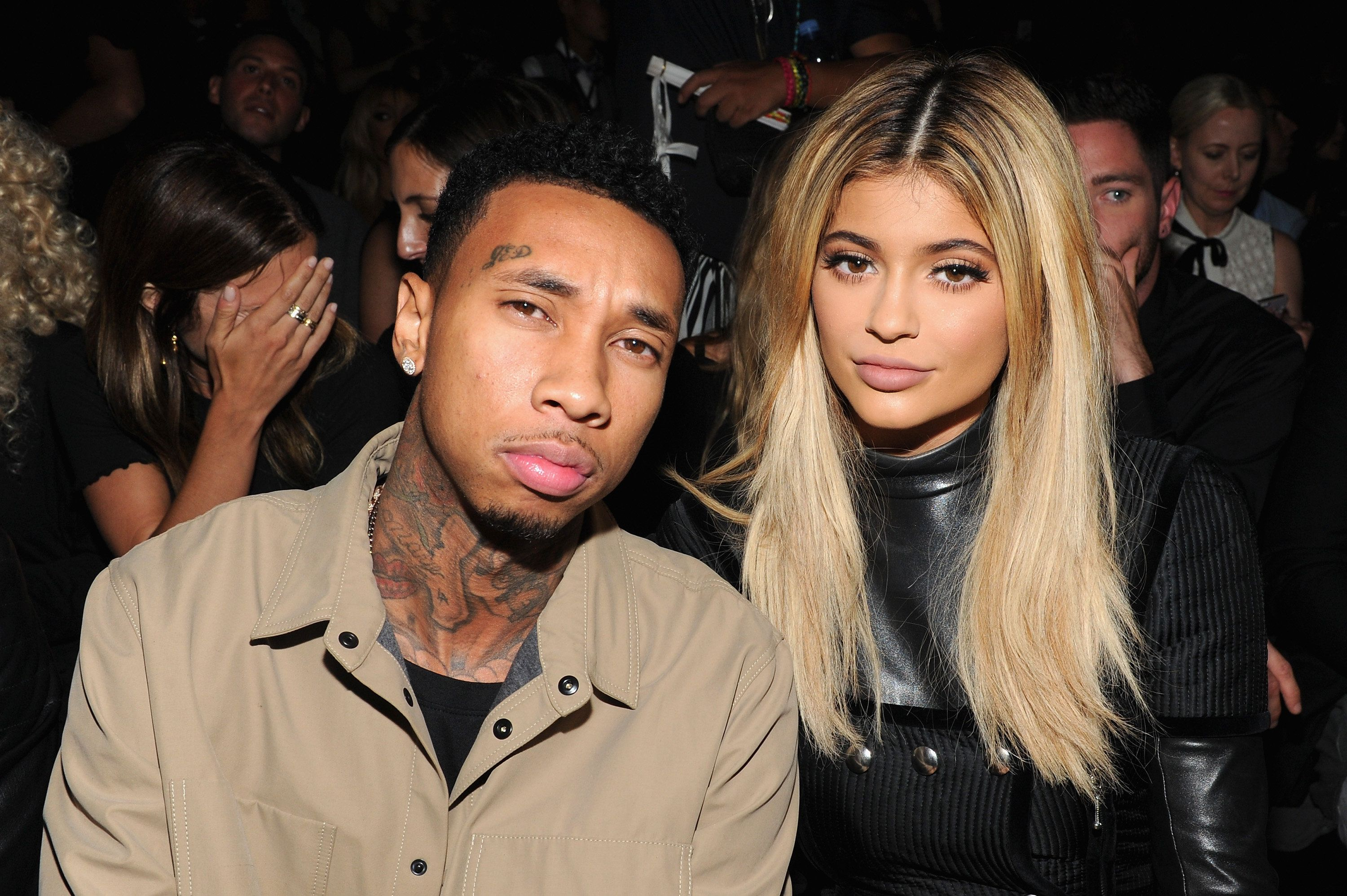 Tyga and Kylie Jenner are probably together again.
