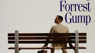 'Forrest Gump' a 1994 American epic romantic comedy film starring Tom Hanks, Robin Wright, Gary Sinise and Sally Field. (Photo by: Universal History Archive/UIG via Getty images)
