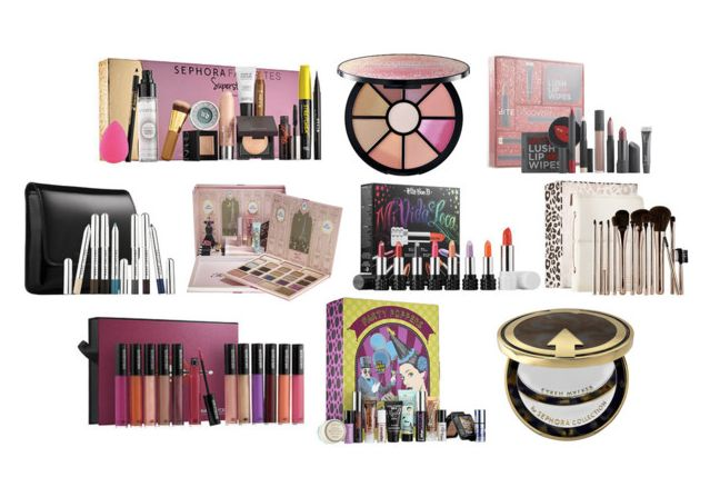 Sephora holiday gift sets.