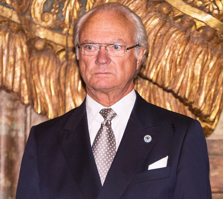 King Carl XVI Gustaf of Sweden is serious about fighting climate change.