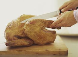 Jamie Oliver Is The Best Turkey Carving Teacher