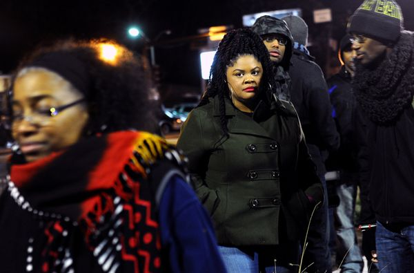"At just 26, <a href=""https://twitter.com/Nettaaaaaaaa"">Elzie</a> has become one of the most prominent civil rights activists"