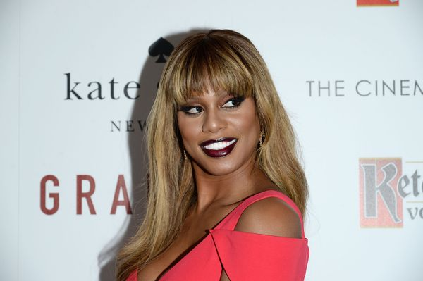 "As a star in Netflix's ""Orange is the New Black,"" Cox has made strides as one of the most prominent trans women of color in t"