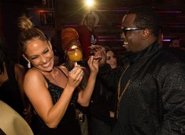Jennifer Lopez And Diddy Reunite At AMAs After-Party