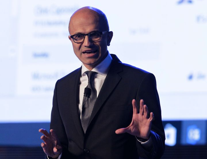 Microsoft CEO Satya Nadella has promised to do better on diversity.