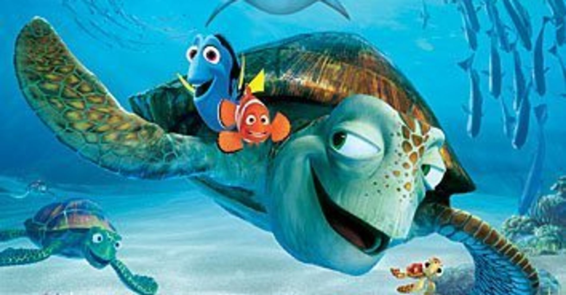 what is the name of the turtle in finding nemo