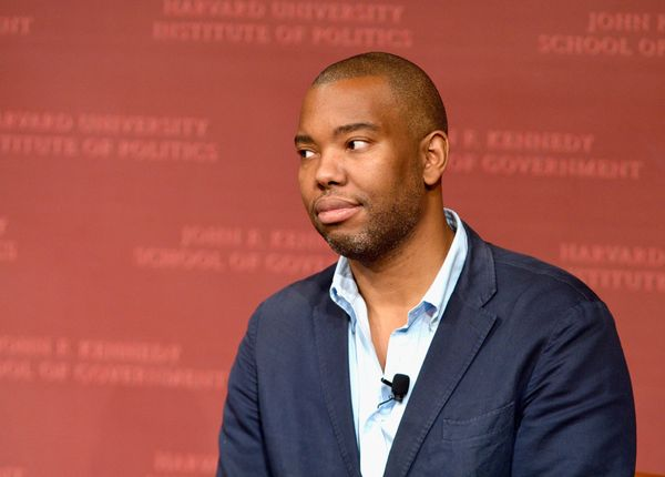 "Ta-Nehisi Coates has been described by novelist Toni Morrison as ""the James Baldwin of our era."" Like Baldwin, Coates has use"