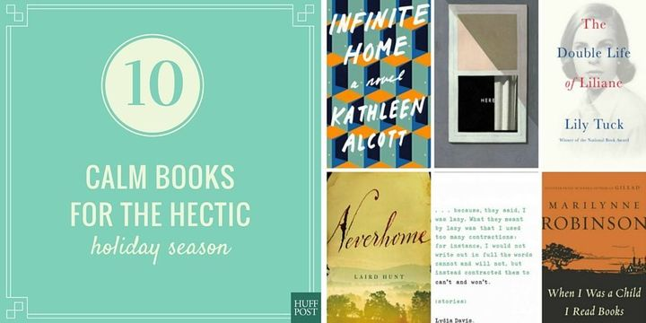 10 Calm Books To Read During The Hectic Holiday Season