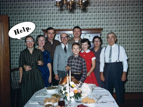 How To Talk To Your Misogynistic Family Members At Thanksgiving Dinner