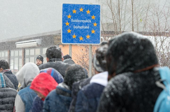 Some 10,000 refugees and migrants enter Germany every day. As winter descends upon Europe, politicians and aid organizations