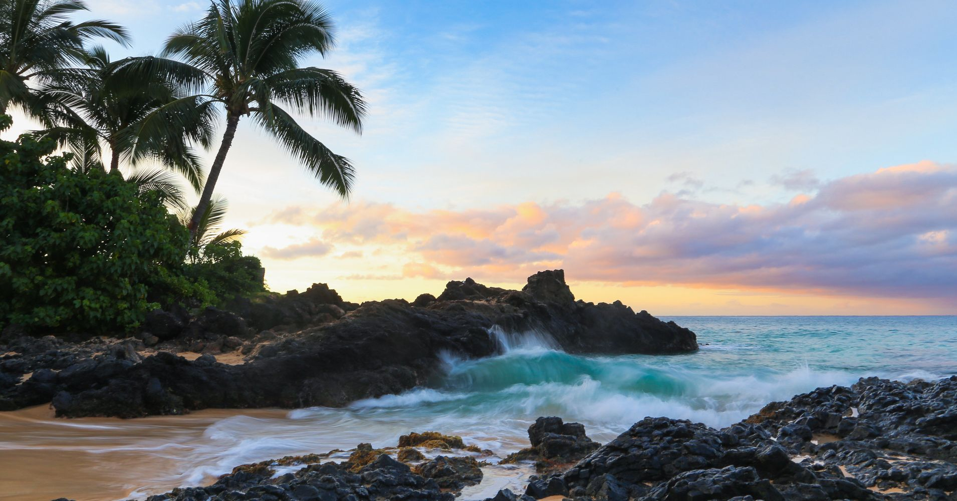 Hawaii S Secret Beaches Are Surprisingly Easy To Find Here How Huffpost Life