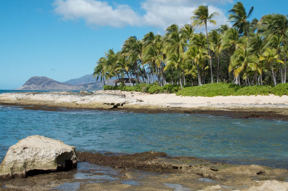 Secret Beach At Ko Olina Oahu