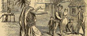 TISQUANTUM SQUANTO PILGRIMS THANKSGIVING