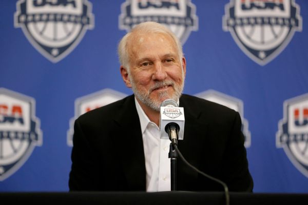 Gregg Popovich is one of the greatest coaches in NBA history, but even he doesn't think he could help the struggling franchis