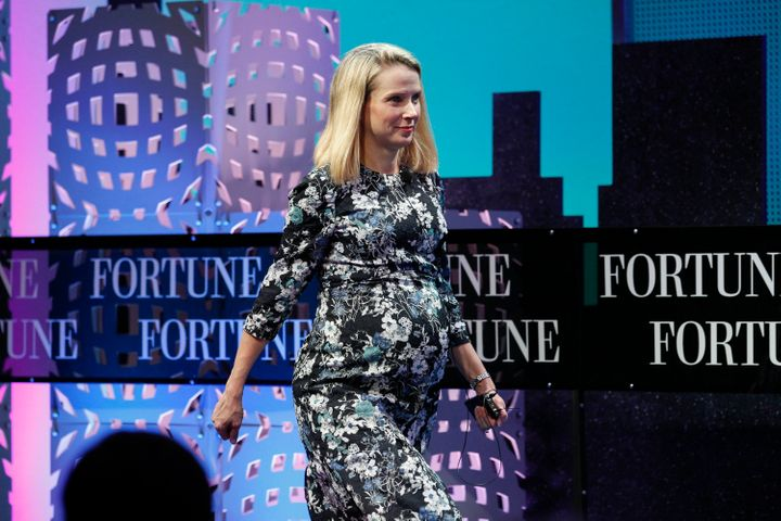 Yahoo CEO Marissa Mayer has been criticized for taking too little maternity leave and also for not being devoted enough to he