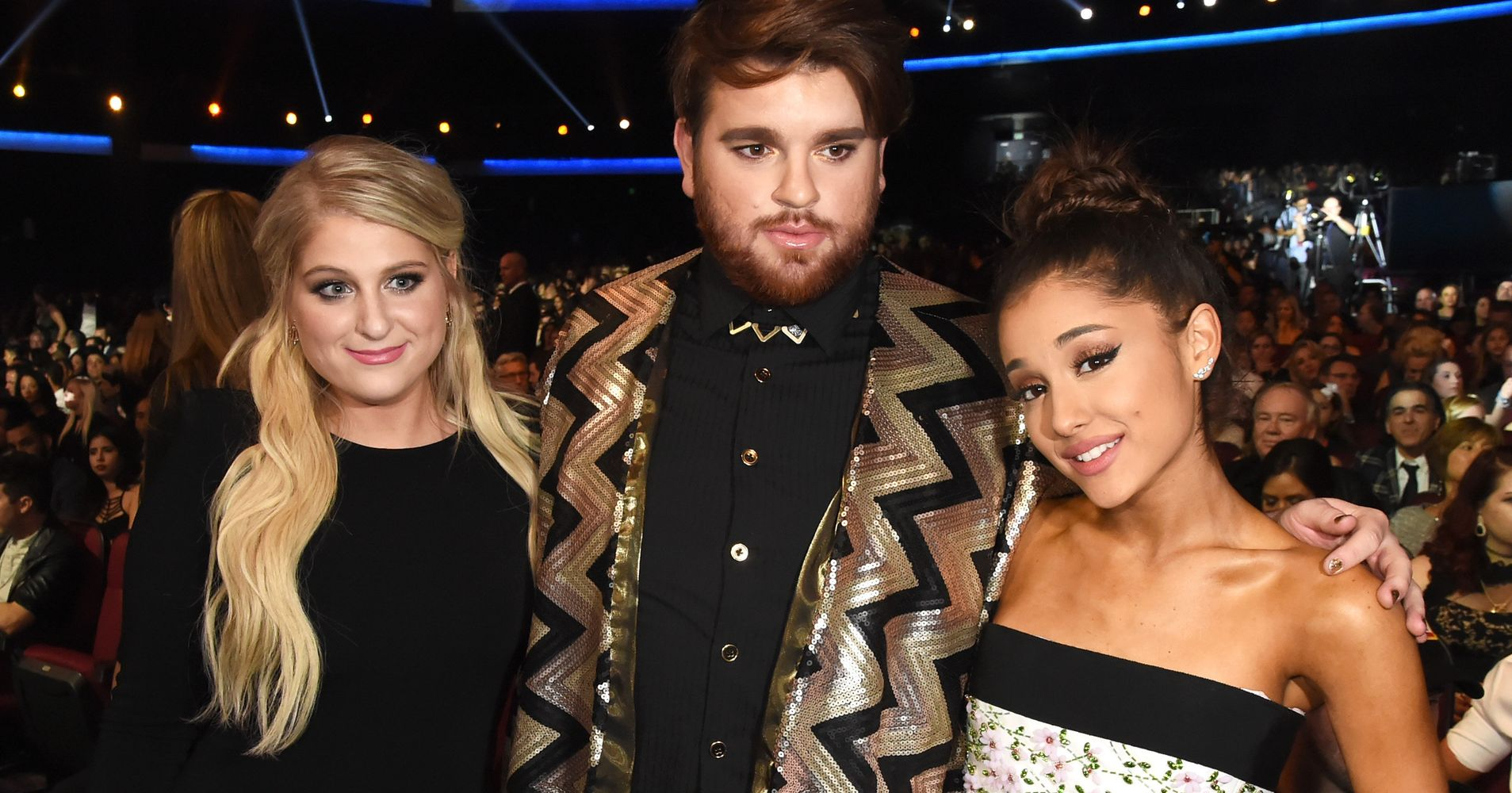 Ariana Grande, Meghan Trainor Guest On New Who Is Fancy
