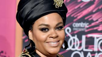 LAS VEGAS, NV - NOVEMBER 06:  Honoree Jill Scott, purse detail, attends the 2015 Soul Train Music Awards at the Orleans Arena on November 6, 2015 in Las Vegas, Nevada.  (Photo by Earl Gibson/BET/Getty Images for BET)