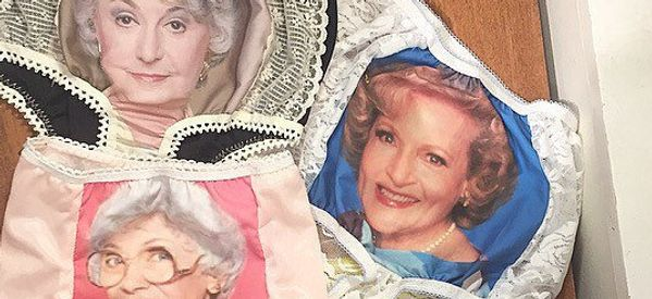 'Golden Girls' Granny Panties Are A Real Thing You Can Buy Right Now