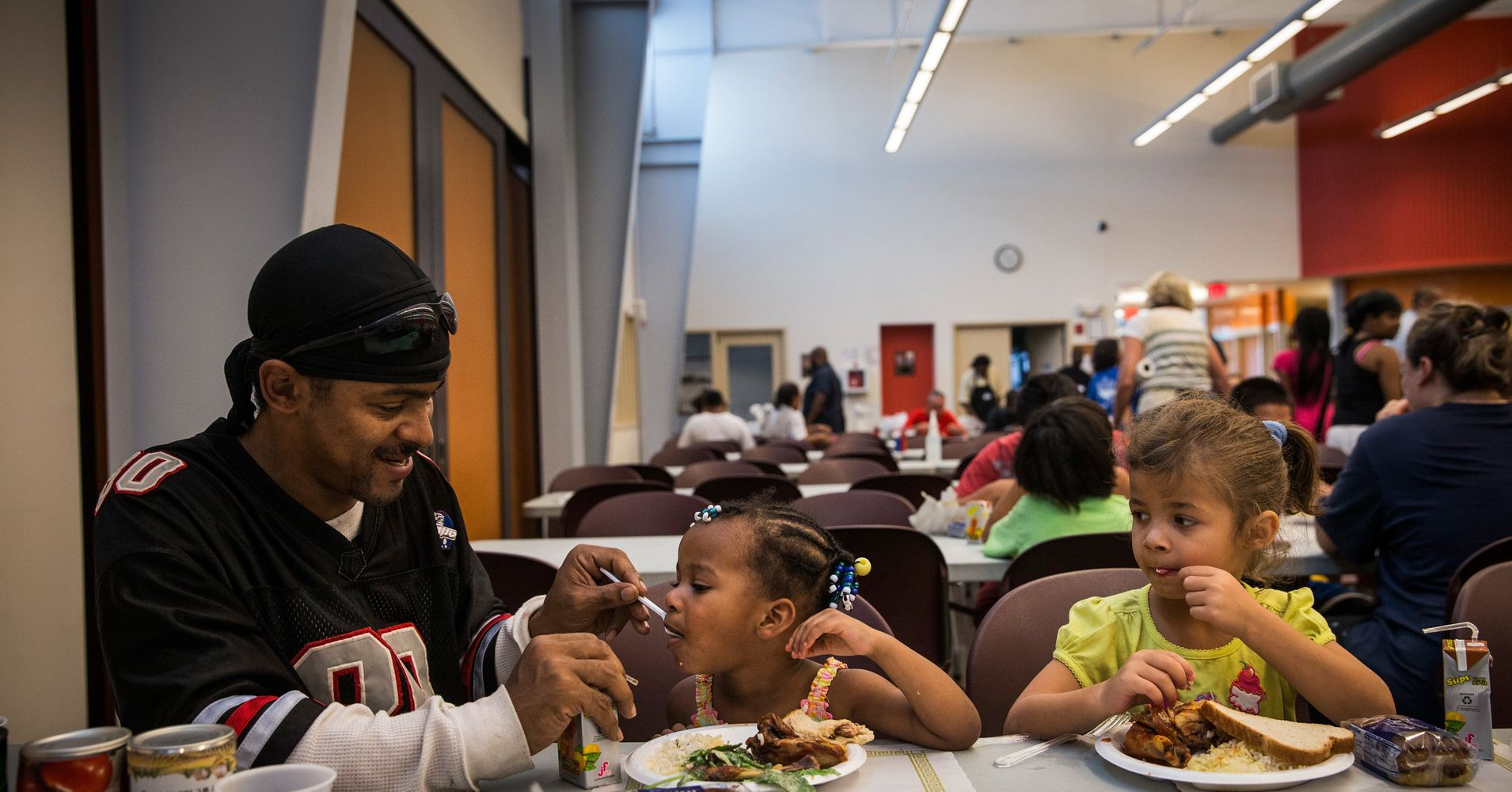 Soup Kitchen In Camden New Jersey