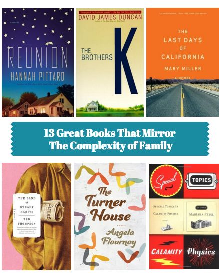 13 Great Books That Mirror The Complexities Of Family, Both Chosen And Not