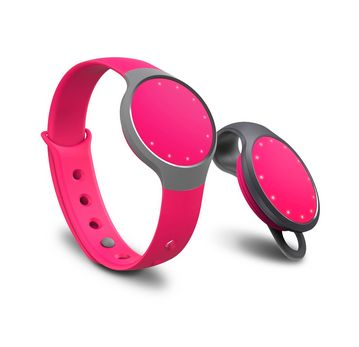 This bold, beautiful and oh-so-affordable fitness tracker measures both your activity and your sleep. <br><br>To buy: <a