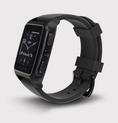 This impressive timepiece tracks your steps, distance, calories burned as well as the duration and quality of your sleep