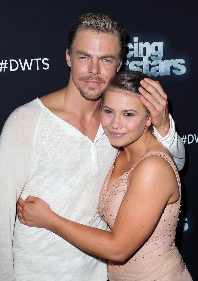 Bindi Irwin And Derek Hough Win 'Dancing With The Stars' Season
